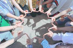 [#THEBOYZ_1st_Anniversary] 데뷔 1주년 기념 미공개 사진 공개! : 네이버 포스트 1st Anniversary, Anniversary Photos, Seventeen Performance Team, My Moon And Stars, Hand Pictures, My Only Love, Golden Child, K Idol, Love Wallpaper