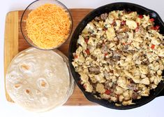 Perfect Breakfast Burritos {Freezer-Friendly} Prep, freeze, and reheat!