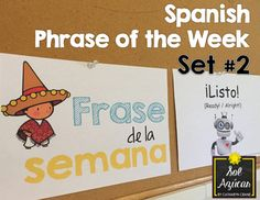 By popular demand. this is a second set of EDITABLE Spanish phrase posters for… Spanish Phrases, Spanish Lessons, Learning Spanish, World Language Classroom, Classroom Posters, Classroom Ideas, Spanish Classroom, Class Activities, Classroom Management