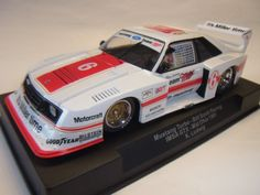Other Slot Cars 776: Sideways By Racer Ford Mustang K.Ludwig Sw46 Mid Ohio `81 Slot Car Racing Track -> BUY IT NOW ONLY: $81.91 on eBay!
