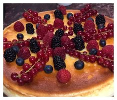 Sweets Recipes, Desserts, New York Style Cheesecake, Sour Cream, Biscuits, Tray, Pudding, Lemon, Breakfast