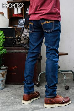 Long Johns, Nudie Jeans, Bangkok Thailand, Casual Jeans, Men's Fashion, Tights, Menswear, Skinny Jeans, Baby