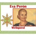 This product is utilized to have students do research on the internet and answer questions about Eva Peron. There are 14 inquiry questions, a page ...
