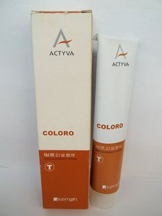 Original PPD-Free Kemon Actyva Coloro - Hair Color Beauty Treatment - 2.1 Fl. Oz. Tubes - Shade Selection: 2.11 - Blue Black ** Learn more by visiting the image link.