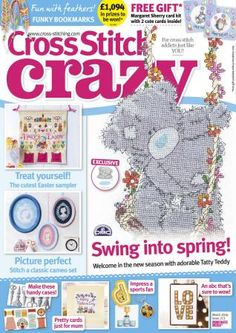 Cross Stitch Crazy №213 2016
