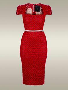 Roland Mouret Galaxy Dress
