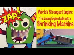 Thomas and Friends World's Strongest Engine - Featuring Thomas and Frien...