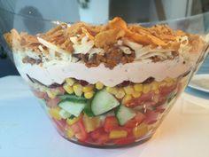Taco - Salat 4