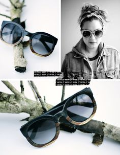 GIVEAWAY for these gorgeous wooden handmade ombre sunglasses is up on my blog right now! :)  Enter here:  http://www.moorea-seal.com/2013/02/giveaway-tumbleweeds-handcrafted-wooden.html
