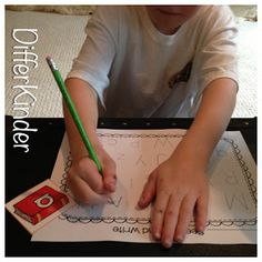 A Differentiated Kindergarten: Getting them from HERE to THERE...Starting Your Literacy/Daily 5 Stations in Kindergarten