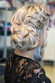 24 Impressive Half Braid Hairstyles For 2016 - The Glamour Lady