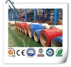 Fancy - galvanized steel coil