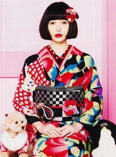 No Kimono, No Life!