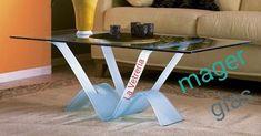 Der  Couchtisch  Vulcano mit seinem  einzigartigen Design ist ein muss für euer Wohnzimmer. Glass Furniture, Table, Design, Home Decor, Living Room, Homemade Home Decor, Mesas, Design Comics, Desk