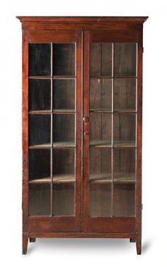 American Bookcase Circa 1800