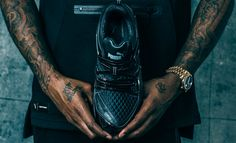"""Meek Mill And Puma Collab """"Dream Chasers"""" Collection Blacked-Out Is Something…"""