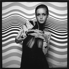 Twiggy, 1967  Photo by Bert Stern for Vogue
