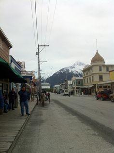 Skagway, Alaska - Zuiderdam 2012