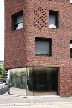 Rauten für den Wandel - Sozialer Wohnungsbau in Paris von Avenier Cornejo