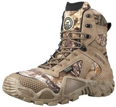 Irish Setter Men's 2870 Vaprtrek Waterproof 8 Inch Boot,Realtree Xtra Camouflage
