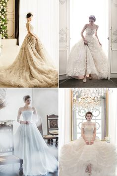 "When you start your wedding dress shopping, the bridal shops you visit will most likely ask you where your wedding will be held. It's important to know your wedding venue before finding your dream dress, because the location will help determine the type of gown you choose. If you're planning to say ""I Do"" in …"