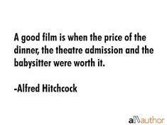 Alfred Hitchcock Quotes, Math Equations, Film, Movie, Film Stock, Cinema, Films
