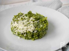 Spinazie risotto