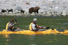Kayaking in Kamchatka, Siberia