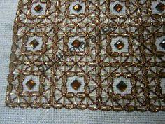 Χαντρες Hobbies And Crafts, Diy And Crafts, Cross Stitch Embroidery, Needlework, Beads, Rugs, Disney, Hardanger, Tutorials