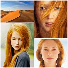 Hair Color: Desert Copper Formula: (on starting level 7) Roots: Goldwell Topchic 1 Part 7KB + 1 part 7KG + 1 part GG Mix +10 Volume Developer Ends: Goldwell Topchic 1 part 7KG +1 part GG Mix + 1 part KK Mix + 20 Volume prevent roots from getting too light and bright. Using 10 volume developer at the scalp will add depth and a more subdued formulation will calm vibrancy. Apply root color first to the 1/2″ of hair closest to the scalp. Immediately follow with ends formula