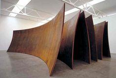 Richard Serra - The Torus and the Sphere