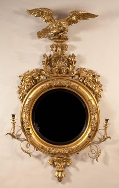 ANTIQUE MIRRORS : Find antique mirrors and antique picture frames, including an antique convex mirror, wood sunburst mirror, Victorian mirror, and antique overmantle mirrors for sale. Antique Picture Frames, Antique Pictures, Vintage Frames, Convex Mirror, Sunburst Mirror, Victorian Wall Mirrors, Antique Mirrors, Antique Frames, Dream Furniture