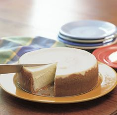 Tips for making a Smooth, Creamy Cheesecake