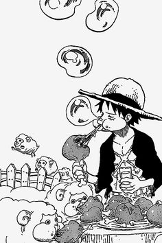 Just one of the many talents Luffy has and one of the fascinating one he has. Luffy;) My Luffy ❤