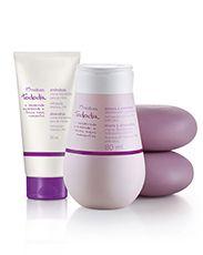 Presente Natura Tododia Amora e Amêndoas - Sabonete em Barra + Desodorante Hidratante + Creme para as Mãos