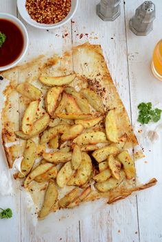 Crispy Herb and Garlic Potato Wedges is an easy and quick to make snack option. Kids love it and so do grown ups. Here is the recipe.