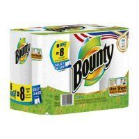 Bounty Select a Size White Paper Towels (Case of 1) by Bounty. $21.89. Bounty Select a Size White Paper Towels