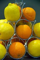 Jill's Home Remedies: Indigestion (lemon, peppermint, orange and pineapple)