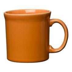 Fiesta Tangerine Java Mug 12 oz. - Set of 4 - HPJC829
