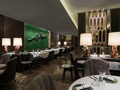 Yu Yuan Restaurant, Four Seasons Hotel by AFSO / André Fu | Restaurant interiors