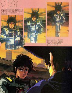 Scans from the Macross Flashback 2012 Graffiti Book. Graffiti Books, Lynn Minmay, Robotech Macross, Gundam, Comic Art, Animation, Japan, Sculpture, Manga