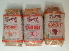 Bob's Red Mill Organic Grains Prize Pack #Giveaway