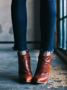 Зима-весна 2018: с чем носить ankle boots (ботильоны) - VictoriaLunina.com