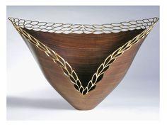 Malcolm Zander is a Wood Artist. Artist Portfolio, Gourd Art, Wood Lathe, Wooden Art, Wood Sculpture, Walnut Wood, Wood Turning, Wood And Metal, Design Elements