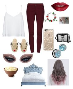 """""""Untitled #241"""" by heyitsmarieforever ❤ liked on Polyvore featuring Alice + Olivia, Casetify, Bling Jewelry, TheBalm, Carianne Moore and Haute House"""