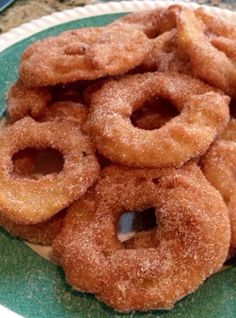 ... Fried Apple Rings on Pinterest | Apple Rings, Fried Apples and Apples
