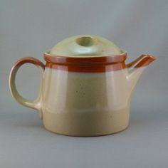 Ben Seibel Potters Art teapot for Mikasa Japan by PrairieDecArts