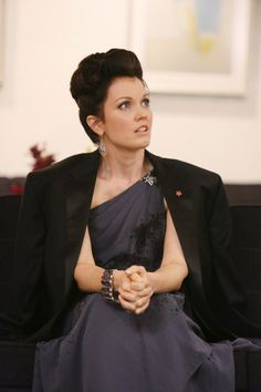 First Lady Mellie Grant (Bellamy Young)