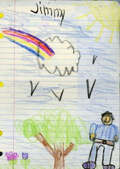 My kids artwork