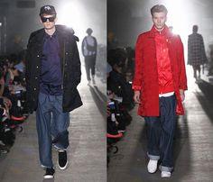 (6) Sise - Mercedes-Benz Fashion Week Tokyo: Japan Fashion Week: Denim & Jeanswear 2013-2014 Fall Winter Mens Runways II